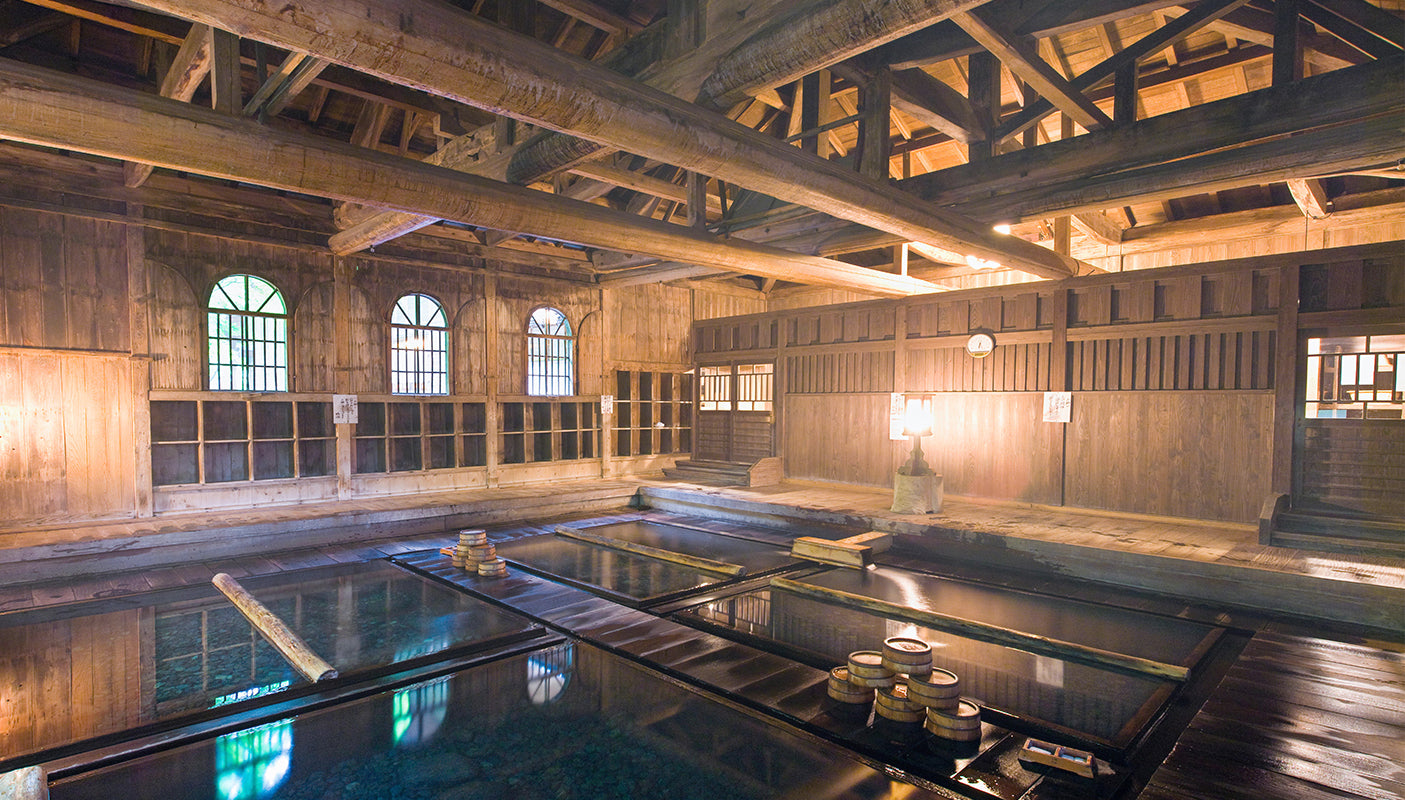 Amayori, Hinoki Onsen, Japanese Bath Products, Japanese Bathing Rituals
