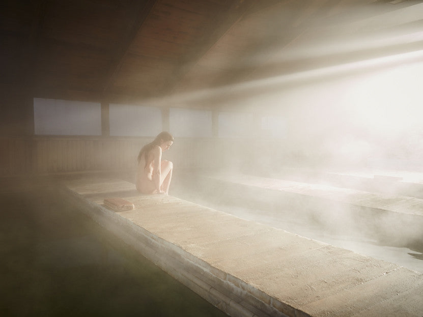 The Life Changing Power of Bathing Rituals