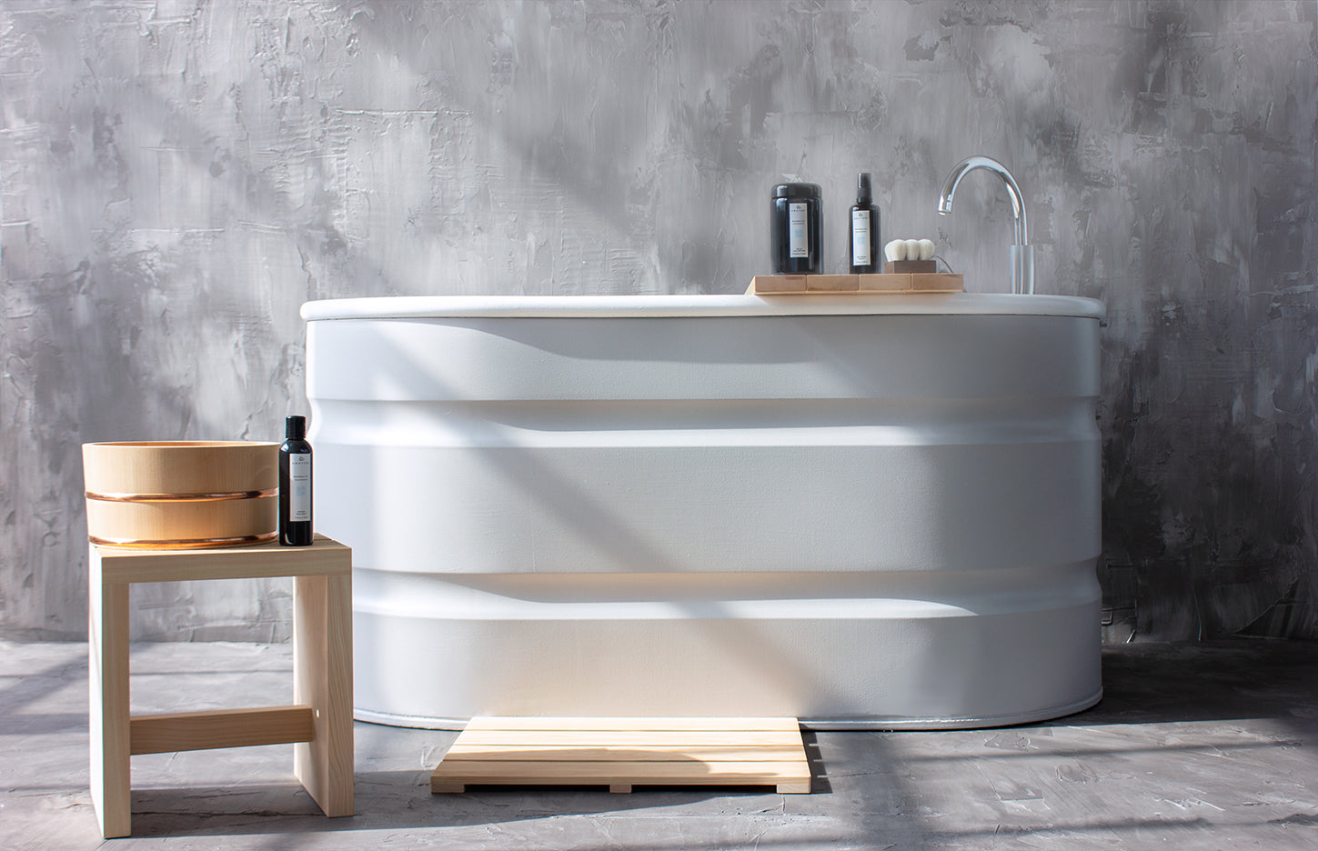 How to Take a Japanese Bath at Home, Onsen Bath at Home