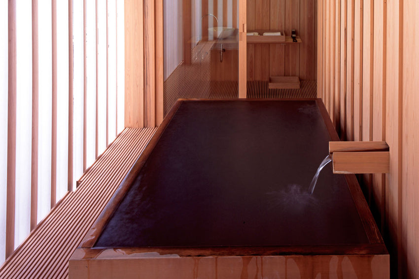 Amayori, Japanese Bathing Wisdom for the Entire Family