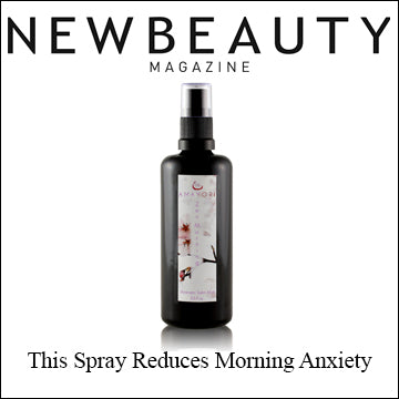 Amayori Review New Beauty, Zen Morning Aromatic Sake Mist