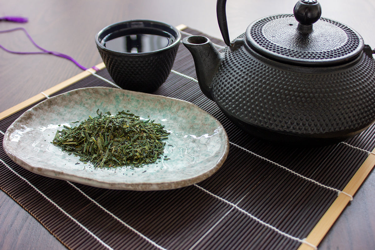 How to Buy, Brew, Store & Order Sencha Green Tea