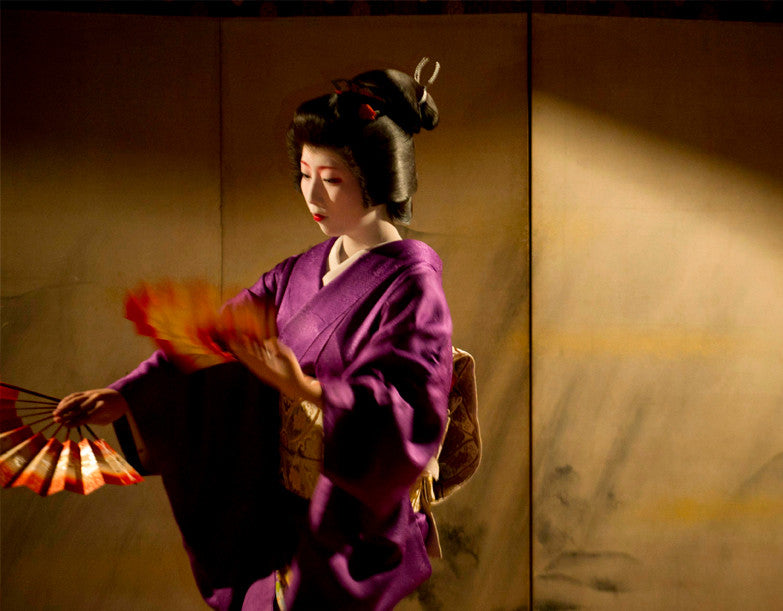 The Geisha Ritual, Amayori