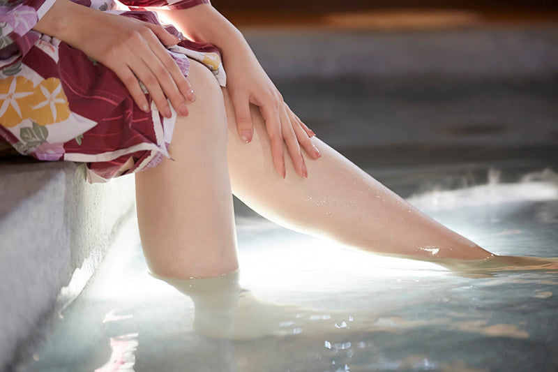 Ashiyu, Japanese Foot Soak, Japanese Spa Products, Amayori