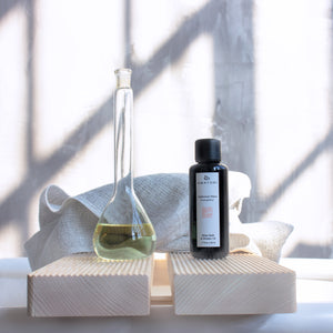 Japanese Bath Oil, Hinoki Bath Oil, Japanese Bath Products, Luxurious Bath Oil, Ambrosial Ofuro, Shiso Bath Oil, Lifestyle, Amayori