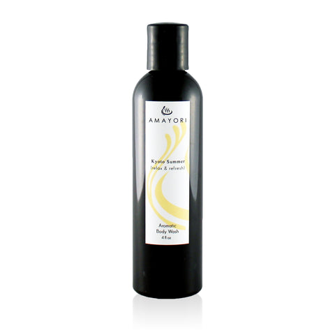 Kyoto Summer Aromatic Body Wash, Amayori