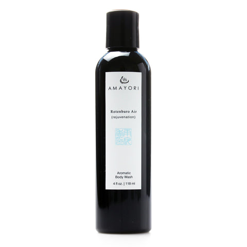 Luxury Body Wash, Rotenburo Air Aromatic Body Wash, Amayori