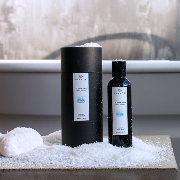 Aromatic Body Wash - The Snow Onsen