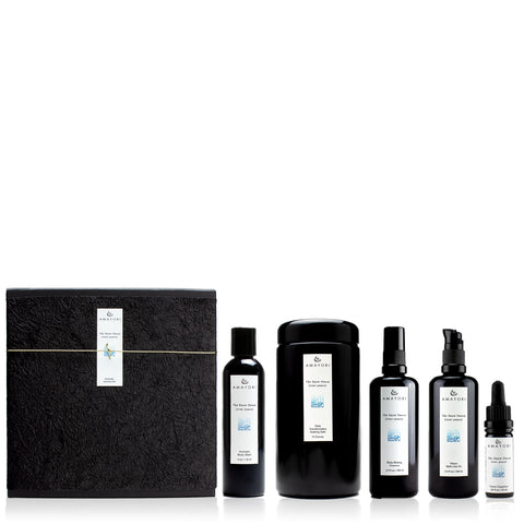 The Snow Onsen Aromatic Journey Set
