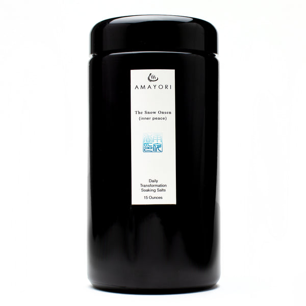The Snow Onsen Daily Transformation Soaking Salts