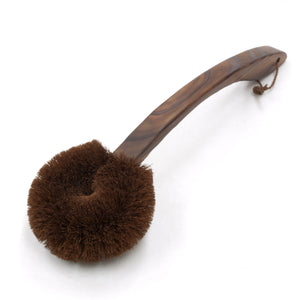 Takada Tawashi Body Brush, Japanese Dry Brush, Japanese Bath Accessories, Amayori, Birdseye