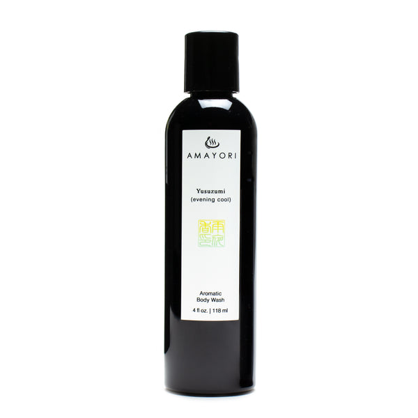 Yusuzumi Aromatic Body Wash