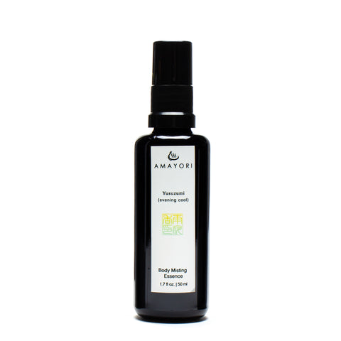 Yusuzumi Body Misting Essence