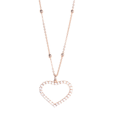 Amore Snow Necklace
