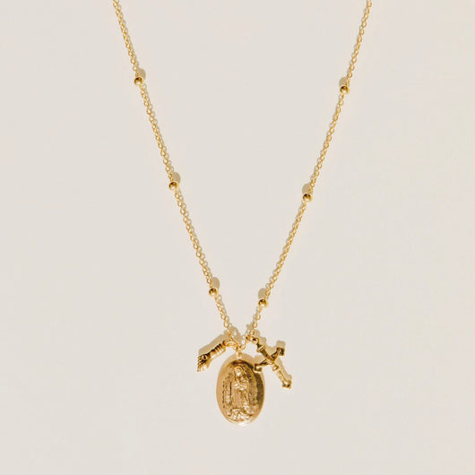The Moncler Necklace