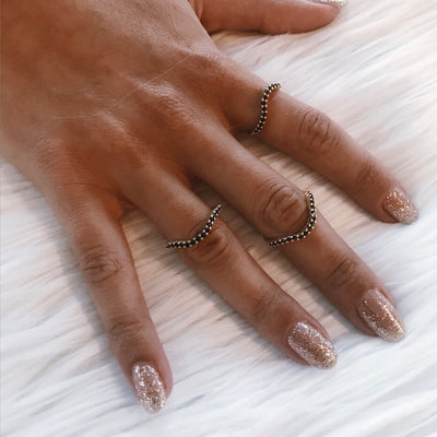 Viri Wave Ring