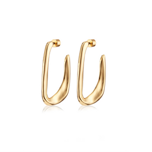 Edith Hoops - Outlette Jewelry