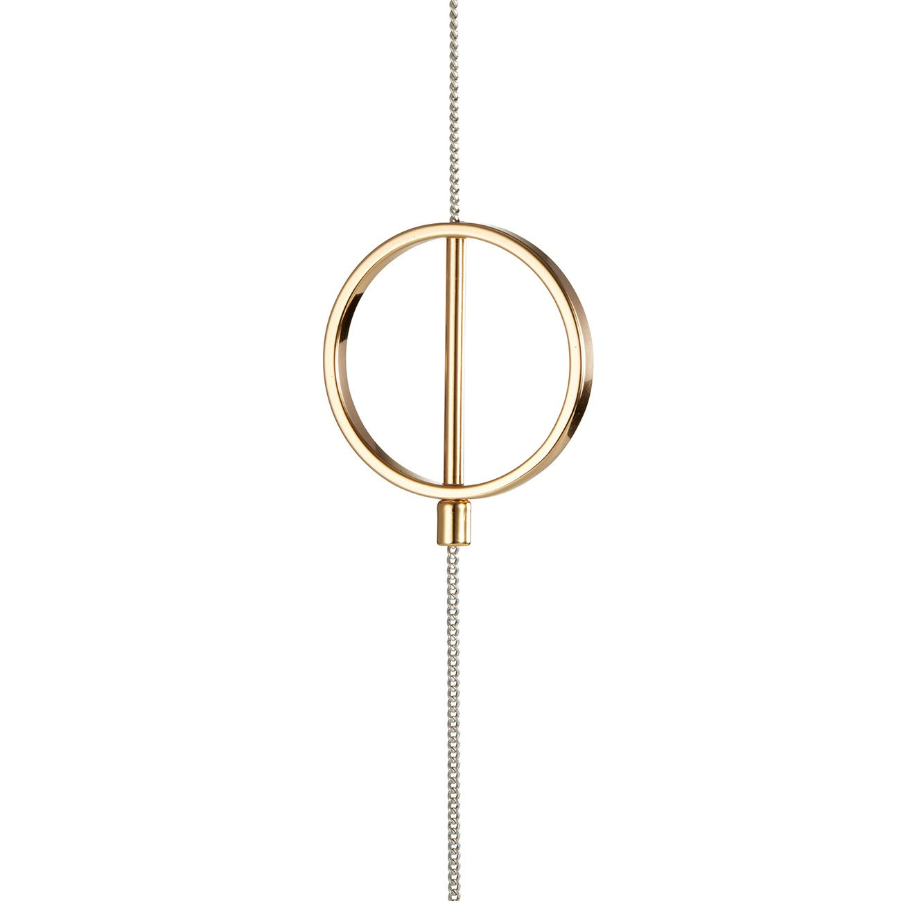 Jenny Bird Rhine Lariat Gold - Outlette Jewelry