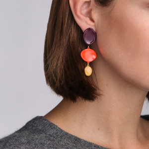 Amos Earrings - Outlette Jewelry