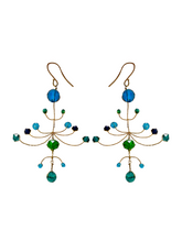 Load image into Gallery viewer, Chandelier Earrings - Outlette Jewelry