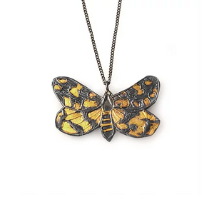 Tiger Moth Necklace - Outlette Jewelry