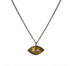 Evil Eye Necklace - Outlette Jewelry