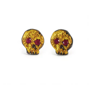 Skull Studs - Outlette Jewelry