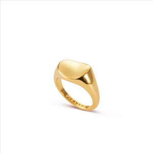Dee Signet Ring - Outlette Jewelry