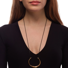 Load image into Gallery viewer, Telson Ring Necklace - Outlette Jewelry