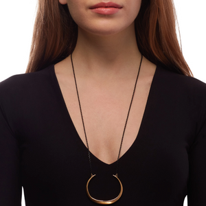Telson Ring Necklace