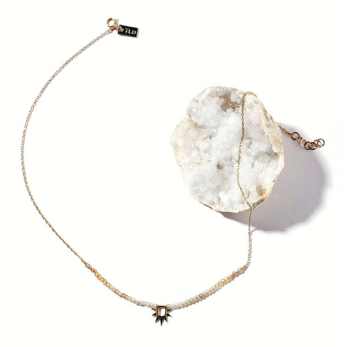 Sister Sun Ray short necklace - Outlette Jewelry