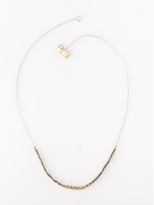 Stom Short Half Necklace - Outlette Jewelry