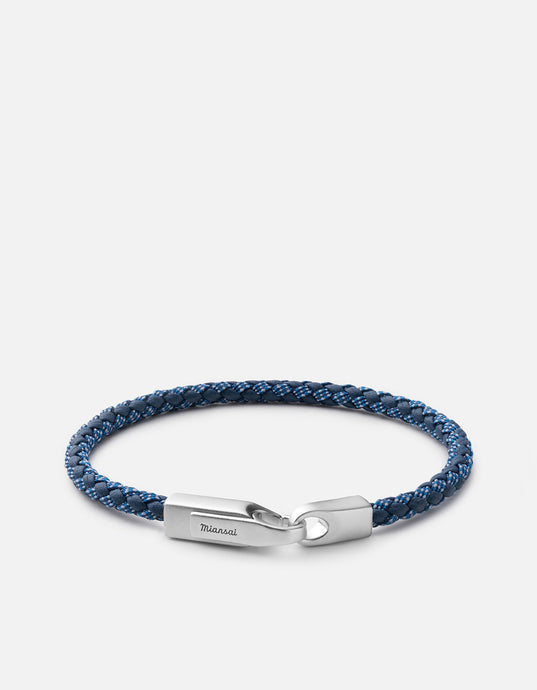 Crew Leather Ribbon Bracelet