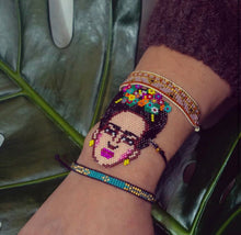 Load image into Gallery viewer, Frida Kahlo Bracelet - Outlette Jewelry