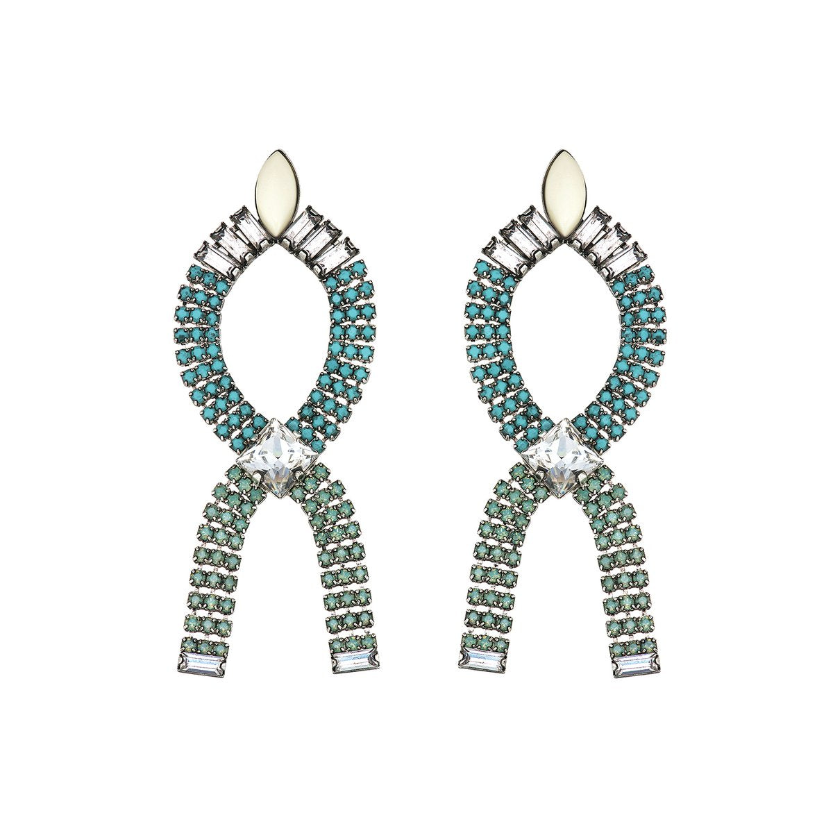JLO Earrings - Outlette Jewelry