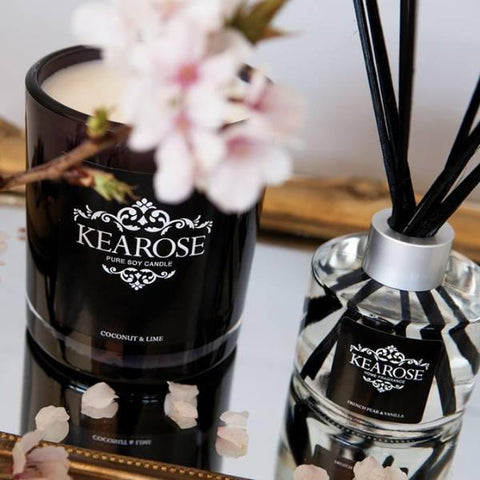 KEAROSE PURE SOY CANDLE / LARGE