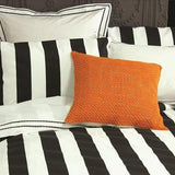 The Avenue Stripe in black and white