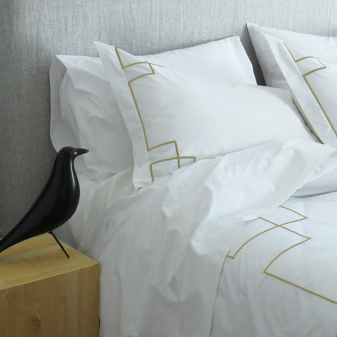 Empire Duvet Set Gold