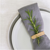 Beautiful 100% Linen Napkins - Set of 4