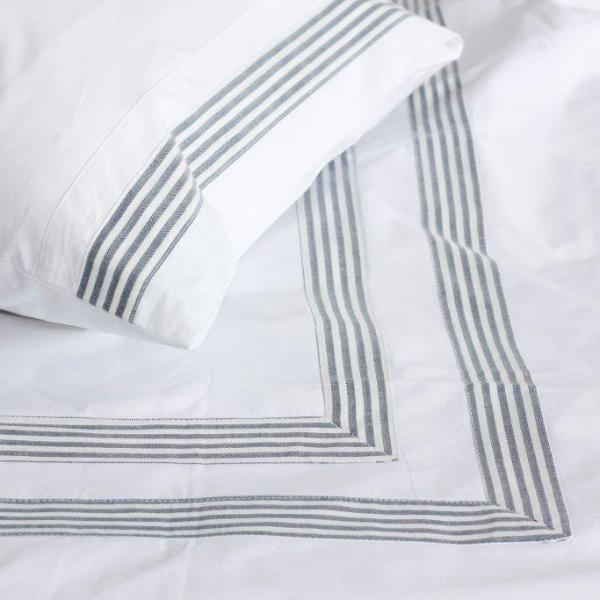 Cabana - Black and White Duvet Cover