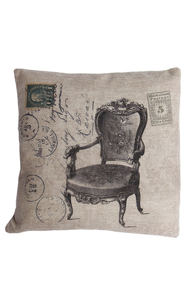 Antique Chair Cushion