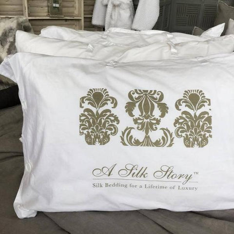 Silk Pillow Soft