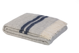 Scalloway Woollen Throw