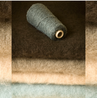 Mohair Knee Rugs