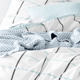 Aura Verve Glacier - only $99 any duvet size!