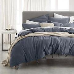 Versai Duvet Set - Denim