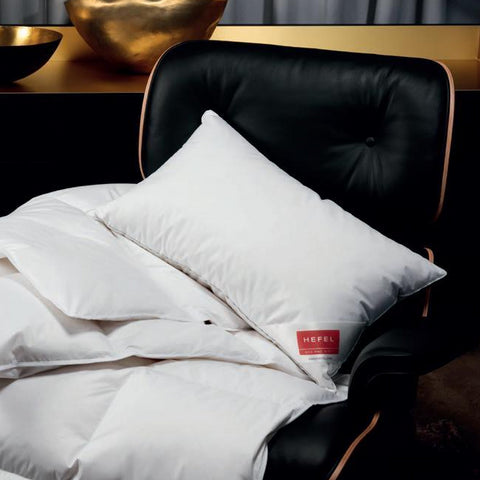 Luxury 3-Chamber Goose Down Pillow