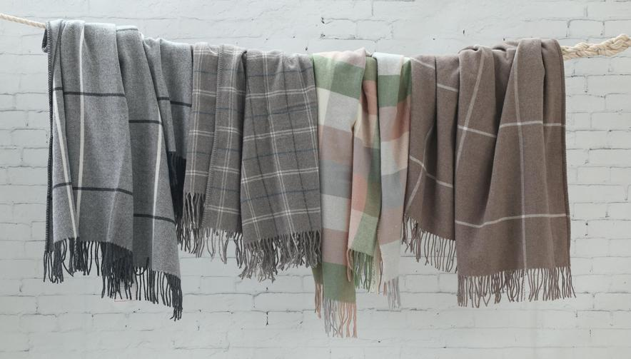 Darcy Wool Throws