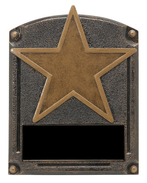 Big Star Legends of Fame Resin Award