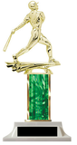 Green Baseball Trophy | Great Deal